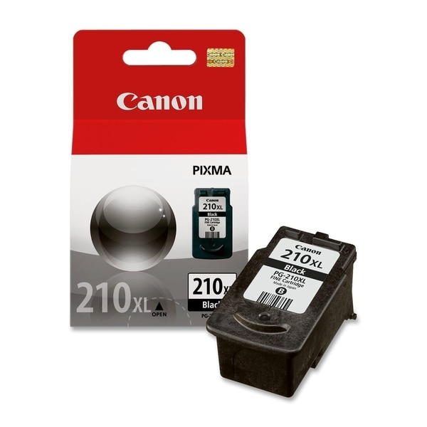 Canon PG-210 XL Extra Large Black Ink Cartridge