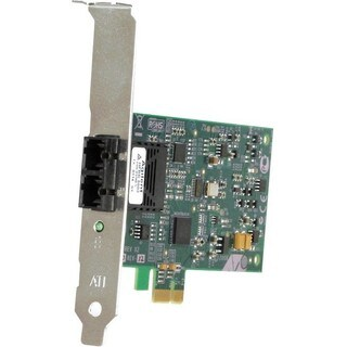Allied Telesis AT-2711FX Fast Ethernet Fiber Network Interface Card