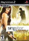 PS2 - SingStar Legends
