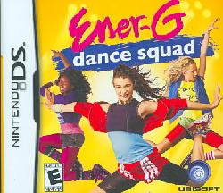 Nintendo DS - Ener-G: Dance Squad