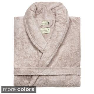 Rayon from Bamboo Shawl Collar Bath Robe|https://ak1.ostkcdn.com/images/products/3369563/P11457454.jpg?impolicy=medium