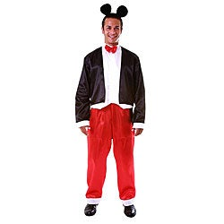 Adult Deluxe Mr. Mouse Costume