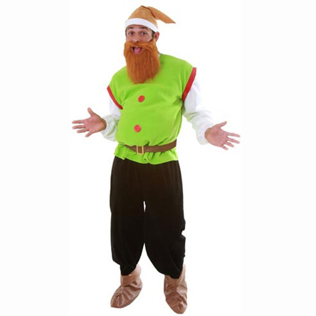 Adult Santa's Helper Elf Costume