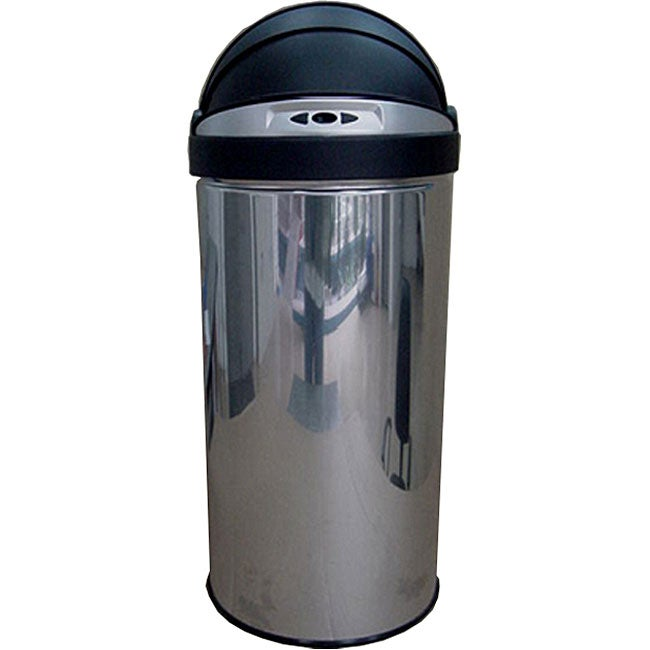 AutoEye 9.8-gallon Sensor Trash Can