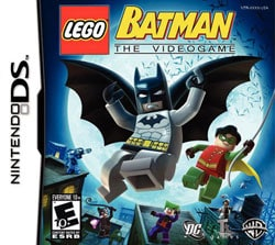 Nintendo DS - Lego Batman