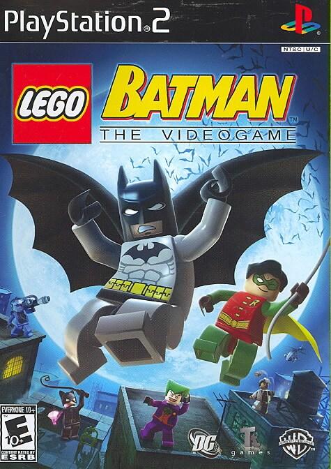 PS2 - LEGO Batman: The Videogame