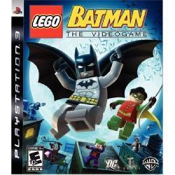 PS3 - LEGO Batman: The Videogame