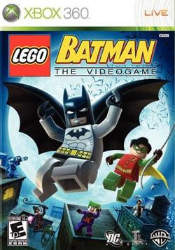 Xbox 360 - LEGO Batman: The Videogame