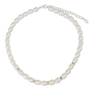 Handmade Pearl 'Debutant' Choker (Thailand)