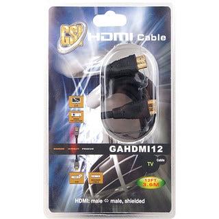 GAHDMI12 12-foot HDMI Cable