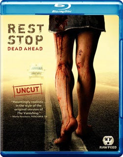 Rest Stop (Raw Feed Series) (Blu-ray Disc)