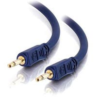 C2G 12ft Velocity 3.5mm M/M Mono Audio Cable