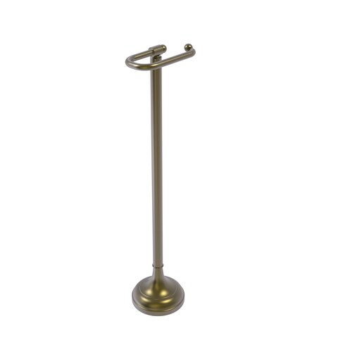 Euro-style Free Standing Toilet Paper Holder