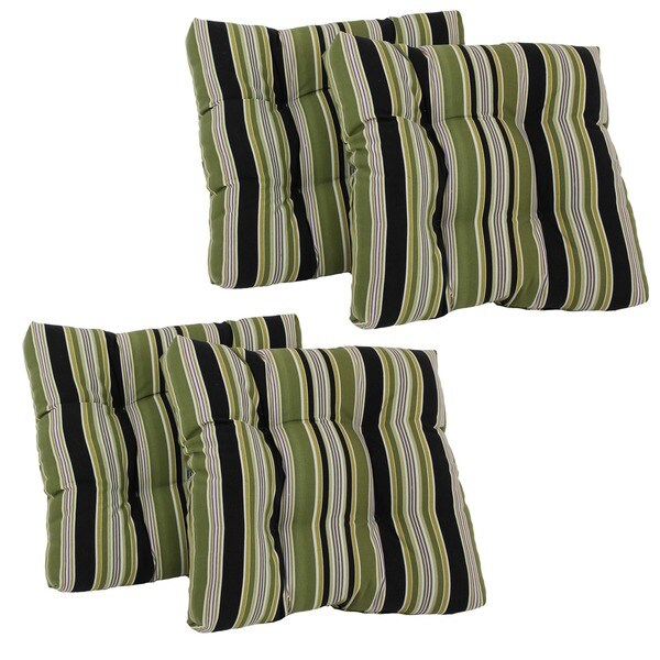 Outdoor Green Dining Chair Cushions Set of 4 Free  : Outdoor Green Dining Chair Cushions Set of 4 58053970 3571 454f ae36 065759e4fd0e600 from www.overstock.com size 600 x 600 jpeg 49kB