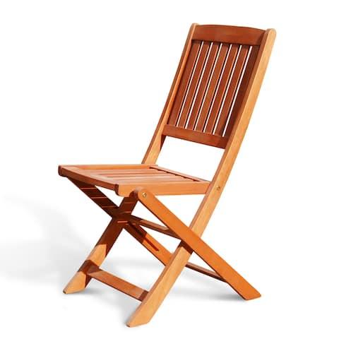Surfside Folding Bistro Chair (Set of 2) by Havenside Home