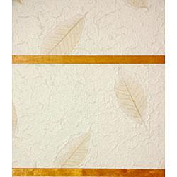 Botanic Shoji Screen with Solid Bottom (China) - Thumbnail 2