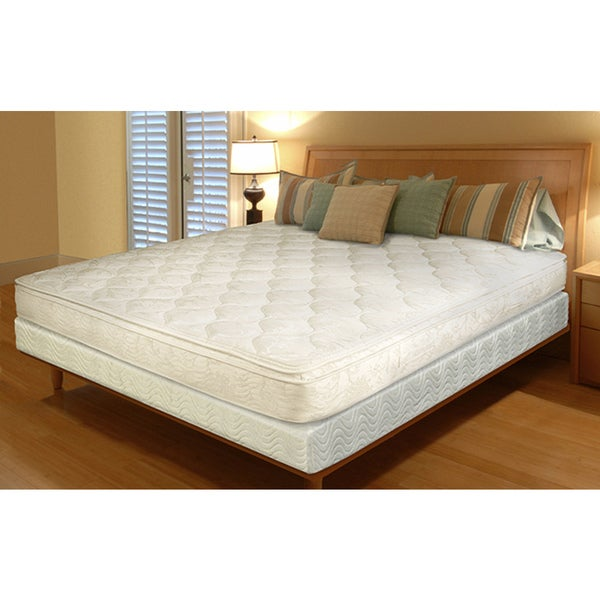 pillowtop innerspring 11inch queensize mattressina