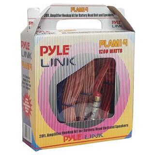 8-Gauge Amplifier Installation Kit