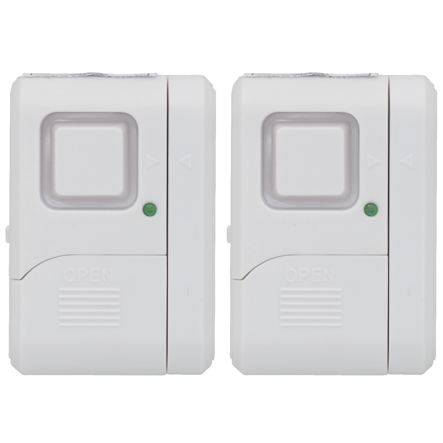 GE 45115 Wireless Window Alarm (Set of 2) (Ge 45115 Wirel...