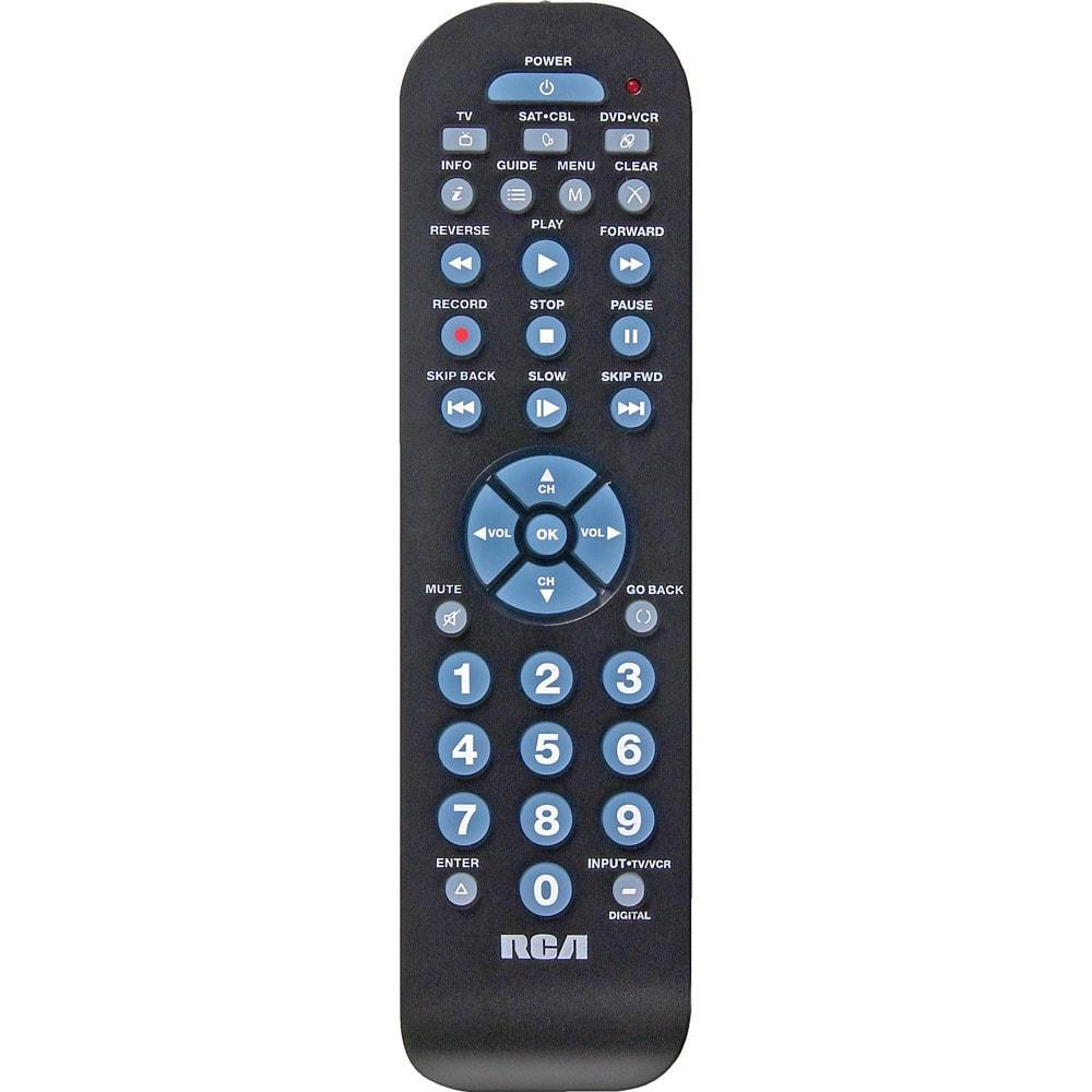 3-Device Universal Remote (Rca Rcr3273 3-device Snowboard...