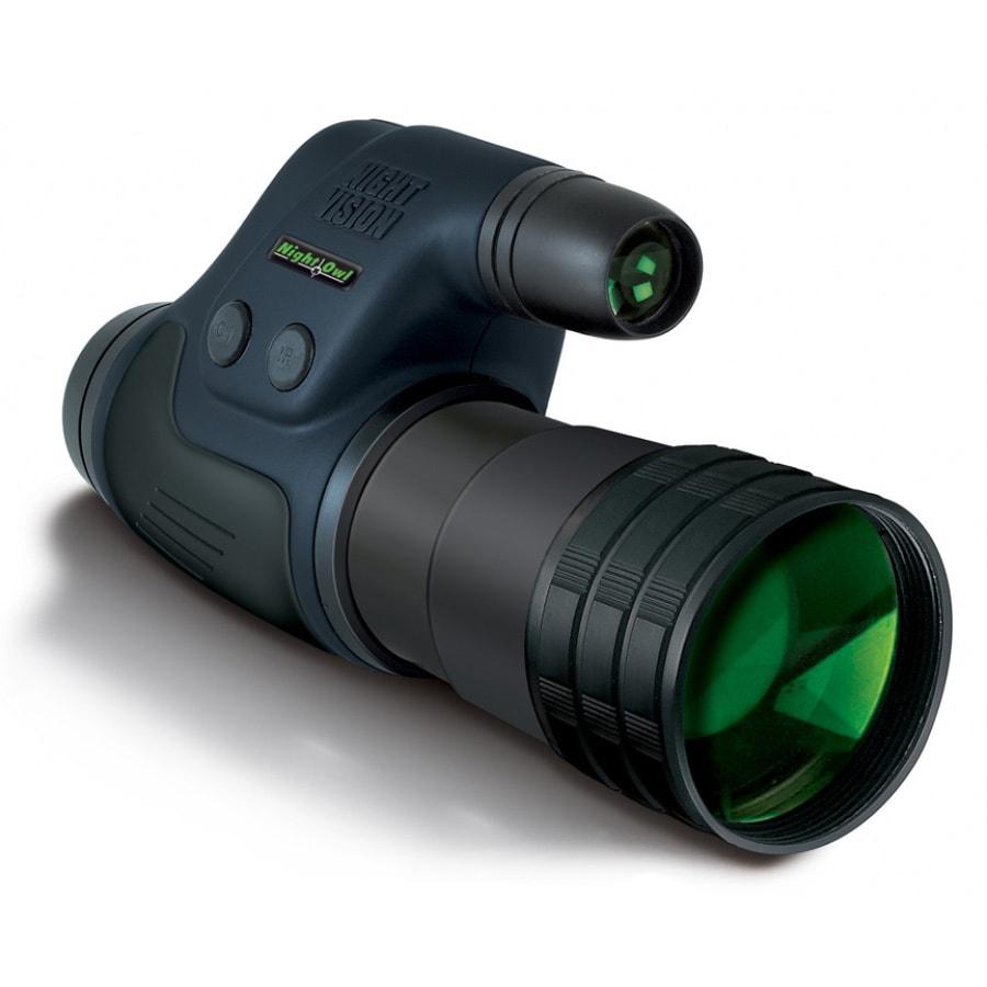 Night Owl Optics Nonm4xi Lightweight 4x Monocular, Black
