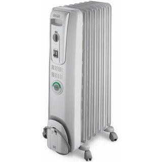 DeLonghi Ew7707CM ComforTemp 1500-watt Portable Oil-filled Radiator Space Heater