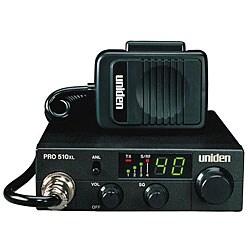 Uniden PRO510XL 40-channel Compact CB Radio