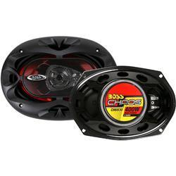 "Boss Audio Systems Ch6930 Chaos Series Speakers (6"" X 9"" 3-way Speaker)"