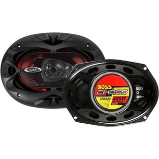 """Boss Audio Systems Ch6930 Chaos Series Speakers (6"""" X 9"""" 3-way Speaker)"""