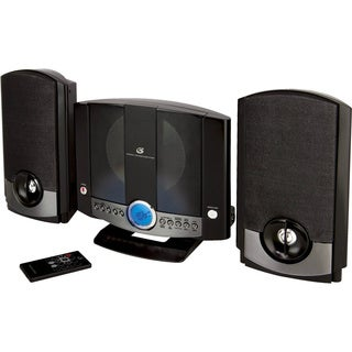 GPX HM3817DTBLK Home Music Hi-Fi System