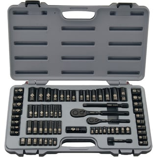 Stanley 69 Piece Socket Set