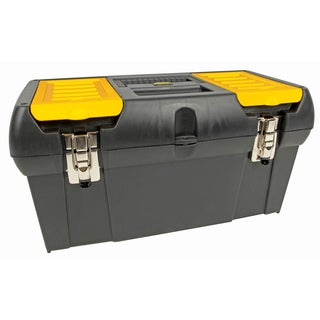 Stanley 019151m 19-inch Tool Box with Removable Tray