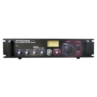 Pyramid PA305 300 Watt PA Amplifier - 70V Output & Mic Talkover|https://ak1.ostkcdn.com/images/products/3390623/P11473783.jpg?impolicy=medium