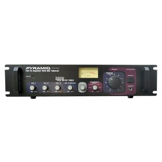 Pyramid PA305 300 Watt PA Amplifier - 70V Output & Mic Talkover