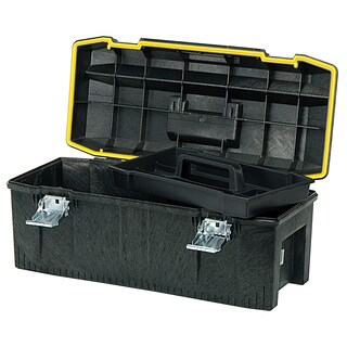 Stanley 028001r Fatmax 28-inch Structural Foam Water Resistant Toolbox