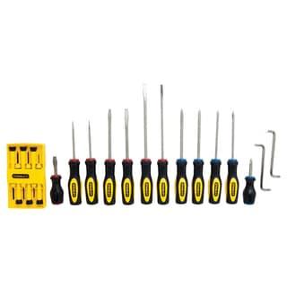 Stanley 20 Piece Versatile Screwdriver Set