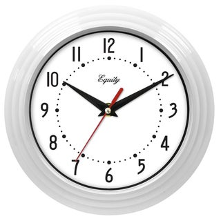 Equity 8.5-inch Basic Wall Clock