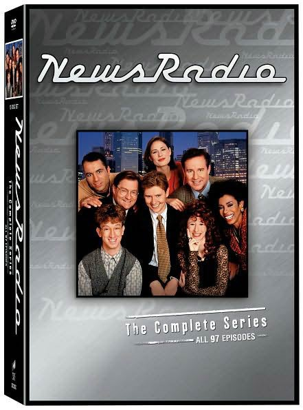 Newsradio: The Complete Series (DVD)