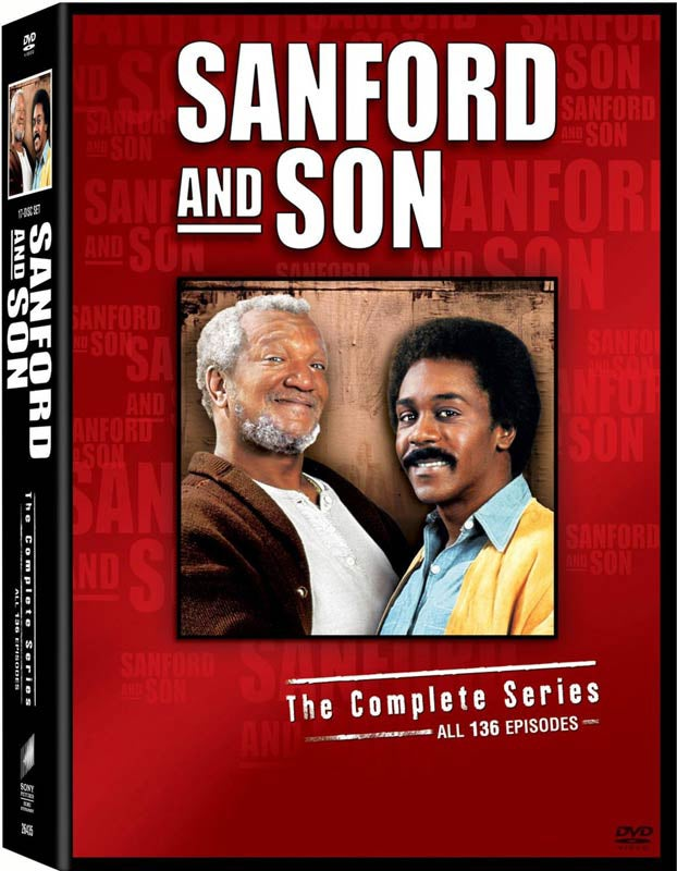 Sanford & Son: The Complete Series (DVD)