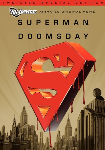 Superman Doomsday (Special Edition) (DVD)