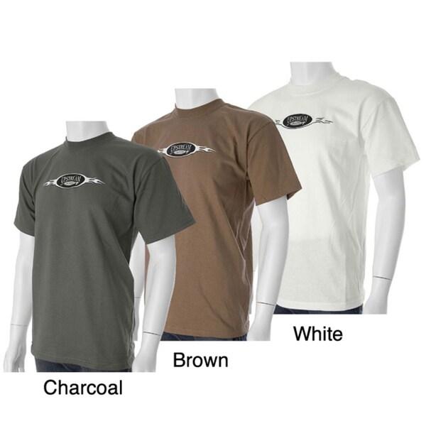Upstream Images Men's 'Heavy Weights' Wildlife T-Shirt