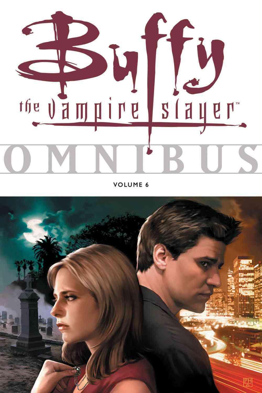 Buffy The Vampire Slayer: Omnibus (Paperback)