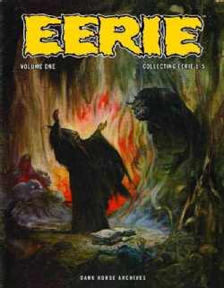 Eerie: Archives (Hardcover)