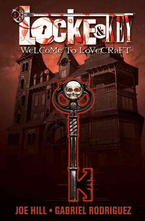 Locke & Key 1 (Paperback)