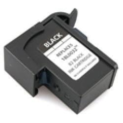 Lexmark 82 Black Ink Cartridge (Remanufactured)