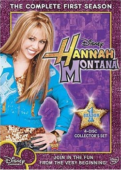 Hannah Montana: The Complete First Season (DVD)