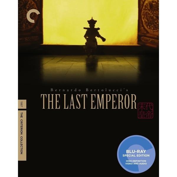 The Last Emperor (Blu-ray Disc)