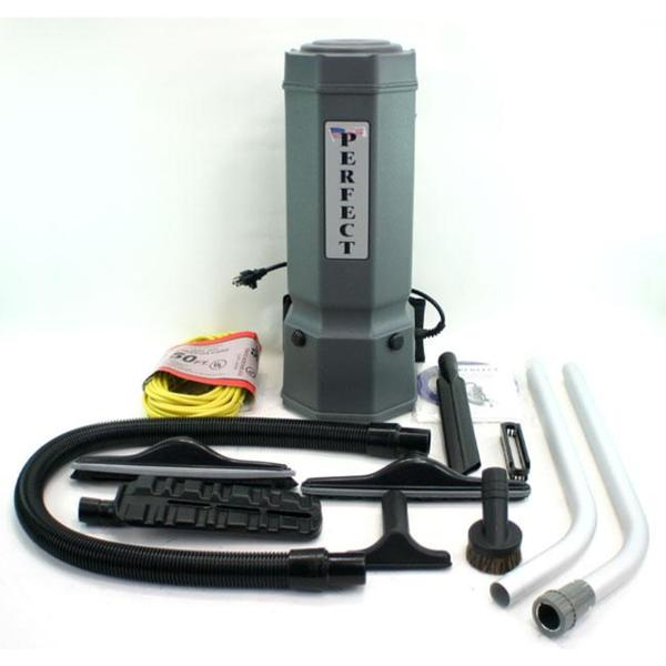 Professional 10-quart Backpack Vacuum Cleaner