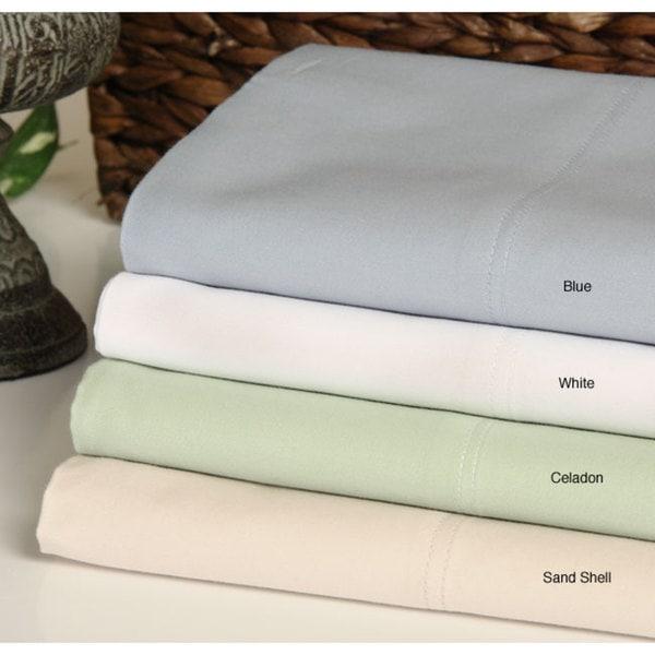Cotton Sateen 300 Thread Count Sheet Set