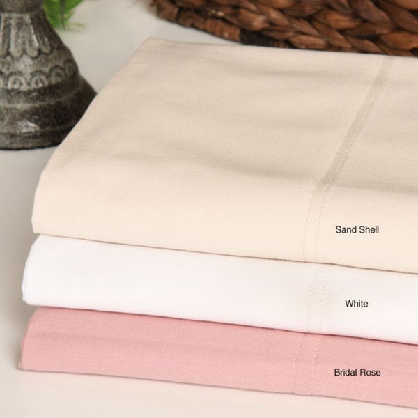 Distinctive Home 350 Thread Count Sateen Sheet Set